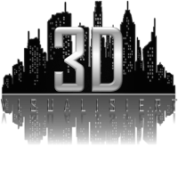 3D Visualisiert